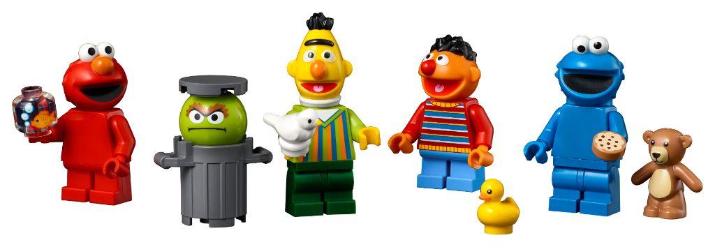 LEGO Ideas 21324 Sesame Street 7