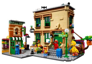LEGO Ideas 21324 123 Sesame Street revealed