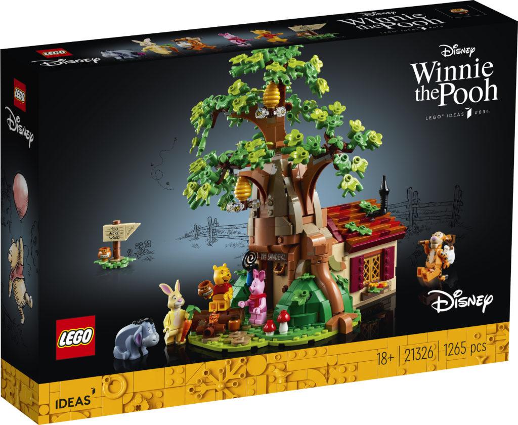 LEGO Ideas 21326 Winnie The Pooh 1