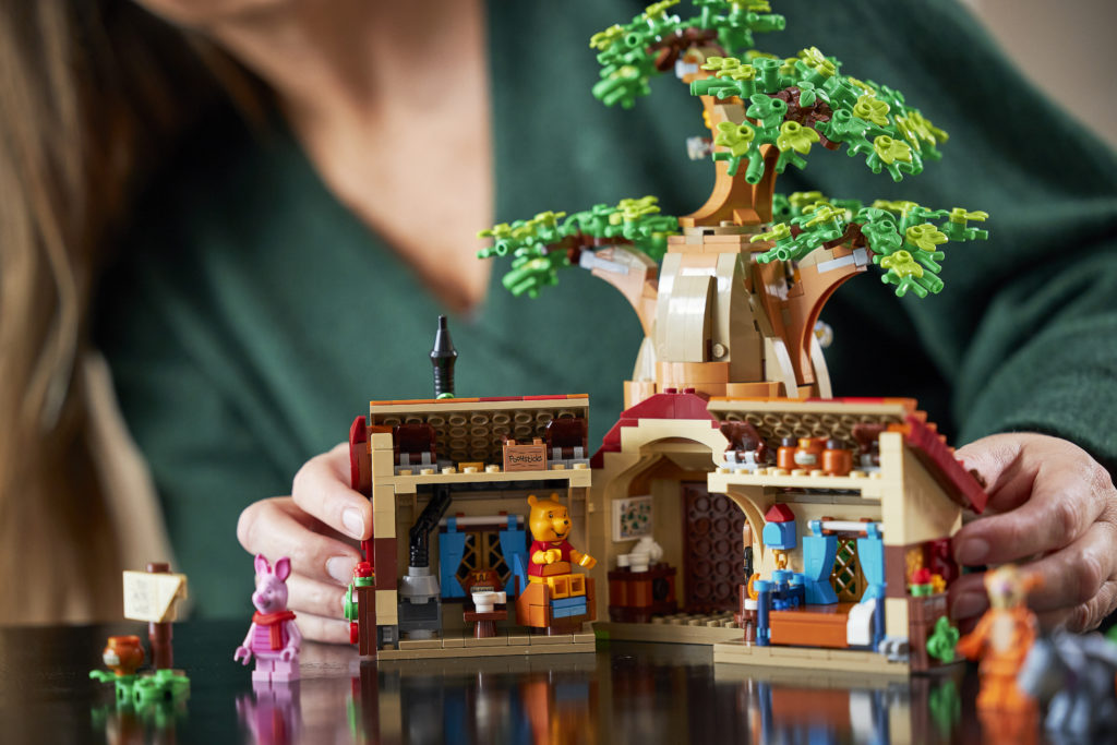 LEGO Ideas 21326 Winnie The Pooh 11