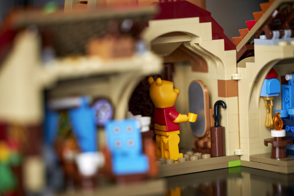 LEGO Ideas 21326 Winnie The Pooh 12