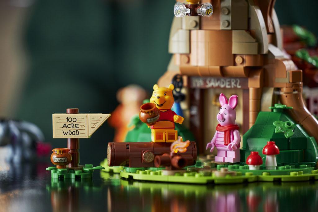LEGO Ideas 21326 Winnie the Pooh 15