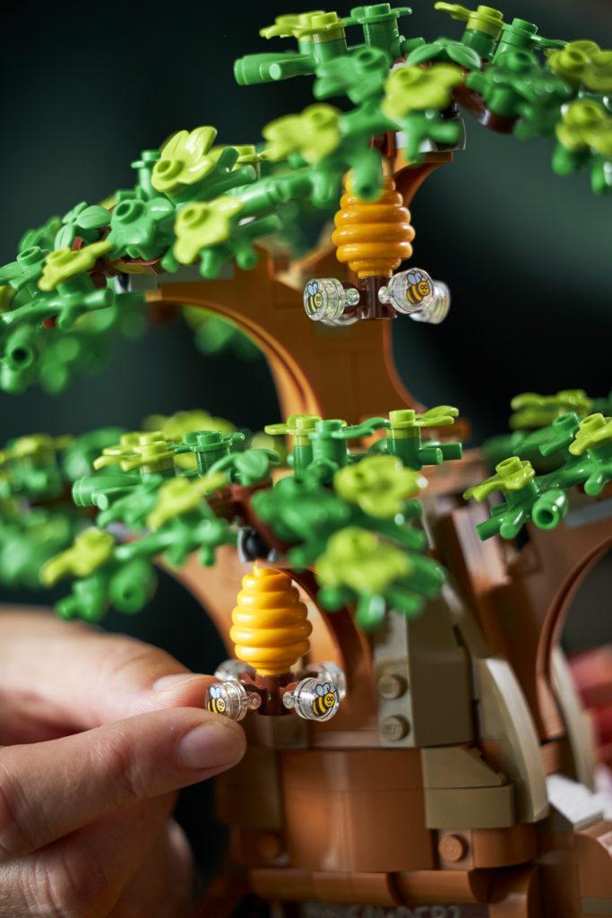 LEGO Ideas 21326 Winnie The Pooh 16