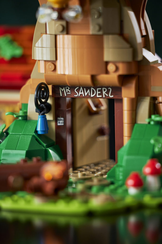 LEGO Ideas 21326 Winnie The Pooh 17