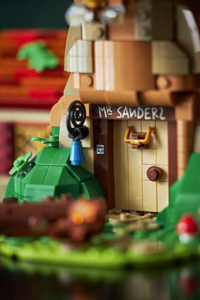 LEGO Ideas 21326 Winnie The Pooh 18
