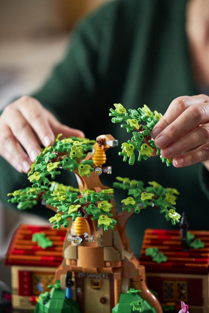 LEGO Ideas 21326 Winnie The Pooh 19