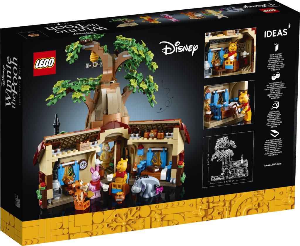 LEGO Ideas 21326 Winnie The Pooh 2 1