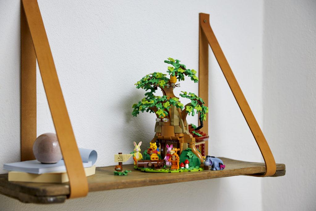 LEGO Ideas 21326 Winnie the Pooh 25