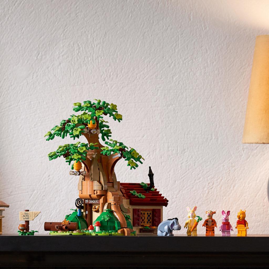 LEGO Ideas 21326 Winnie The Pooh 33 1024x1024