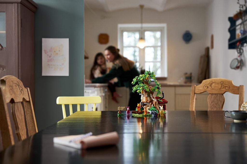 LEGO Ideas 21326 Winnie The Pooh 34