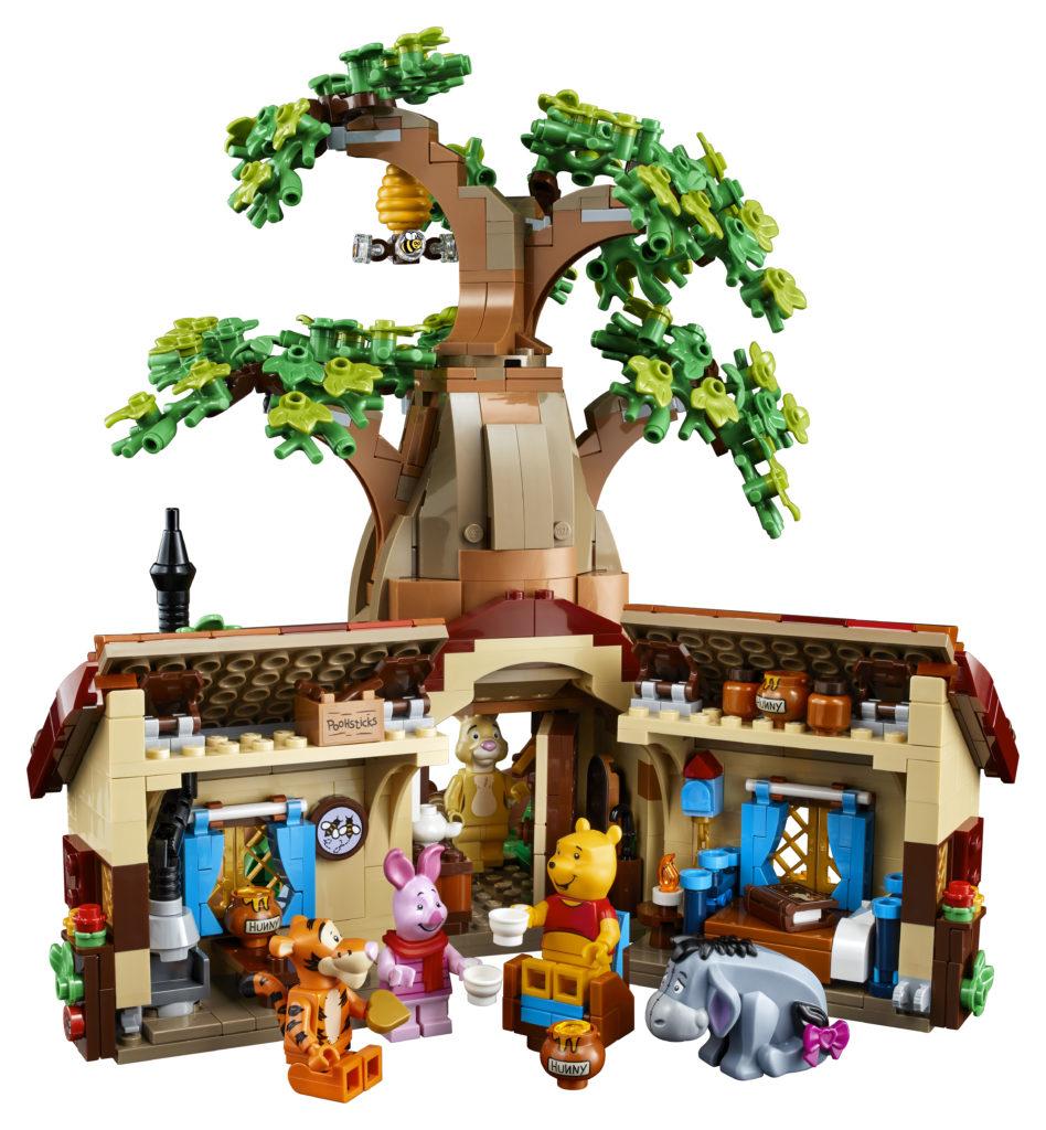 LEGO Ideas 21326 Winnie The Pooh 4