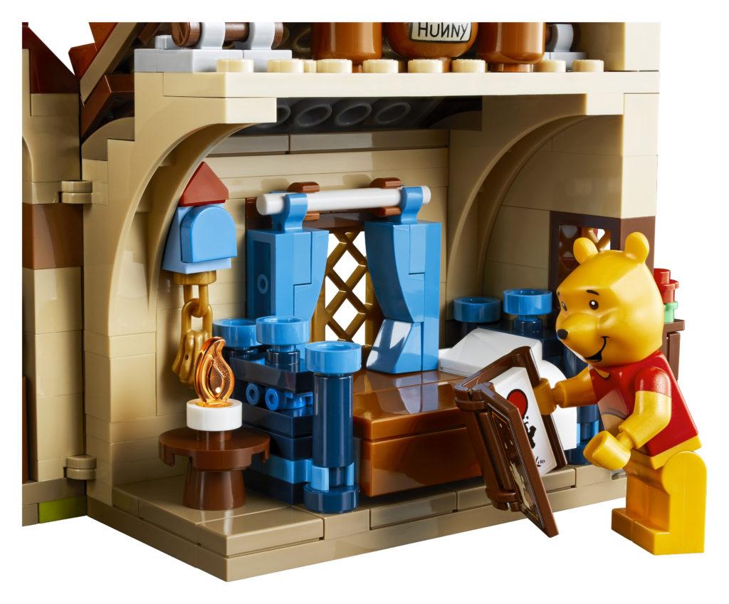 LEGO Ideas 21326 Winnie The Pooh 42