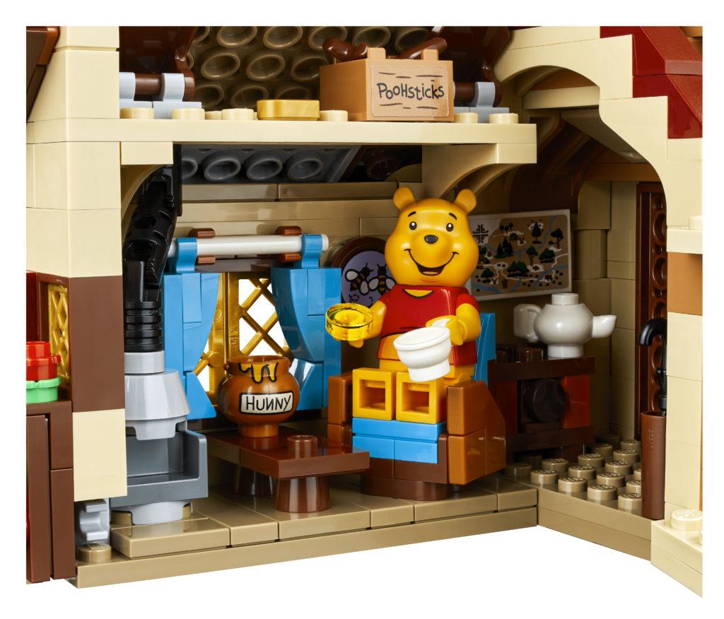 LEGO Ideas 21326 Winnie The Pooh 43
