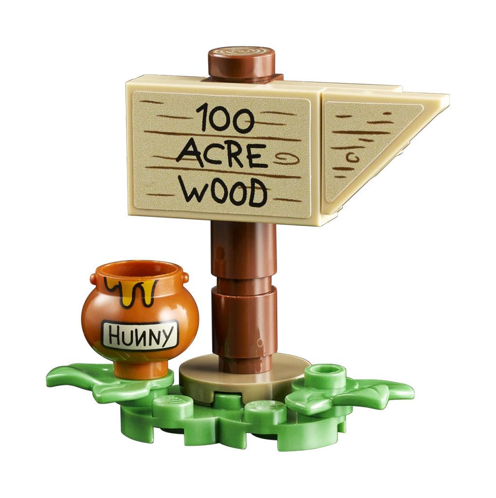 LEGO Ideas 21326 Winnie The Pooh 44