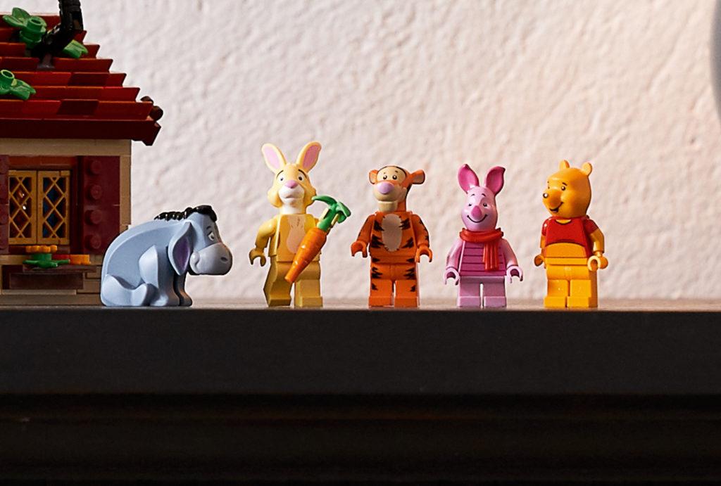LEGO Ideas 21326 Winnie the Pooh 45 1