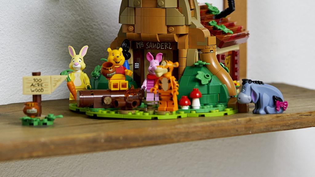 LEGO Ideas 21326 Winnie The Pooh 46 1