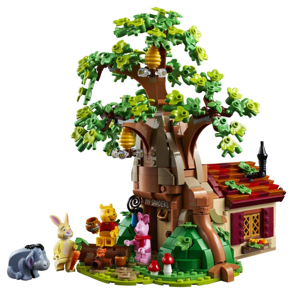 LEGO Ideas 21326 Winnie The Pooh 5