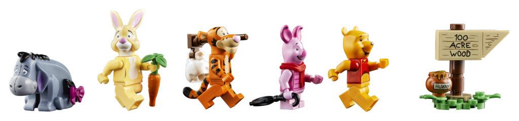 LEGO Ideas 21326 Winnie the Pooh 6 1