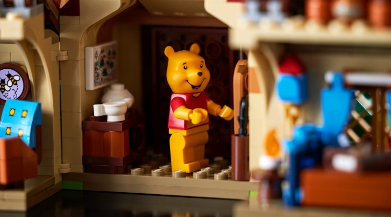 LEGO Ideas 21326 Winnie The Pooh Characters Featured