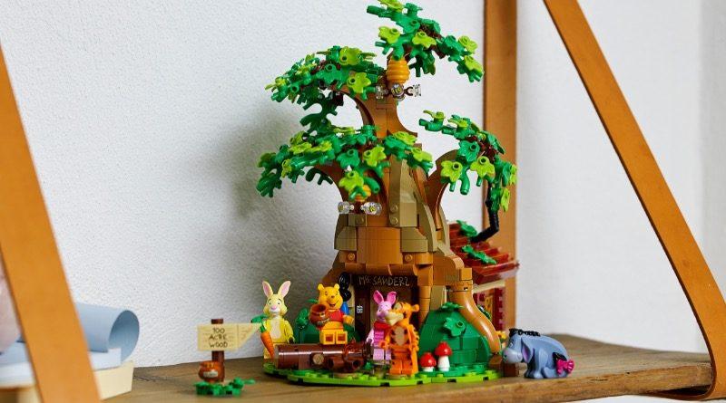 LEGO Ideas 21326 Winnie The Pooh Featured 1 800x445