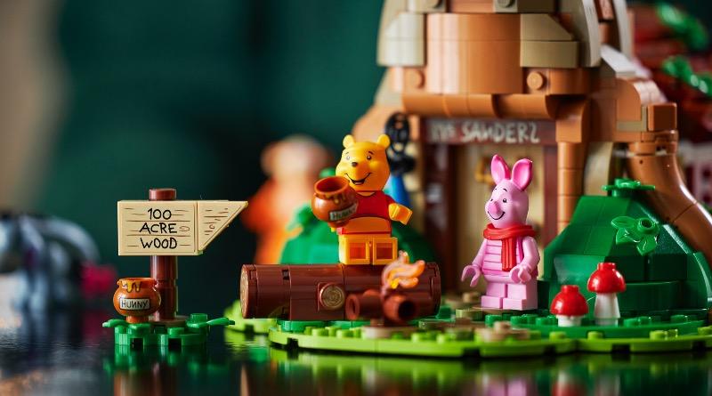 LEGO Ideas 21326 Winnie The Pooh Featured 2