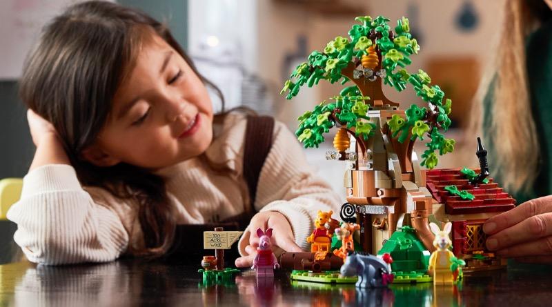 LEGO Ideas 21326 Winnie The Pooh Featured 3 1