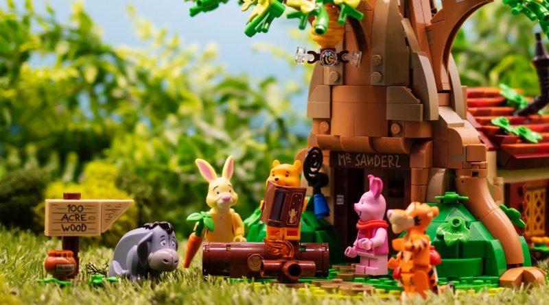 LEGO Ideas 21326 Winnie The Pooh Featured 4 1 800x445