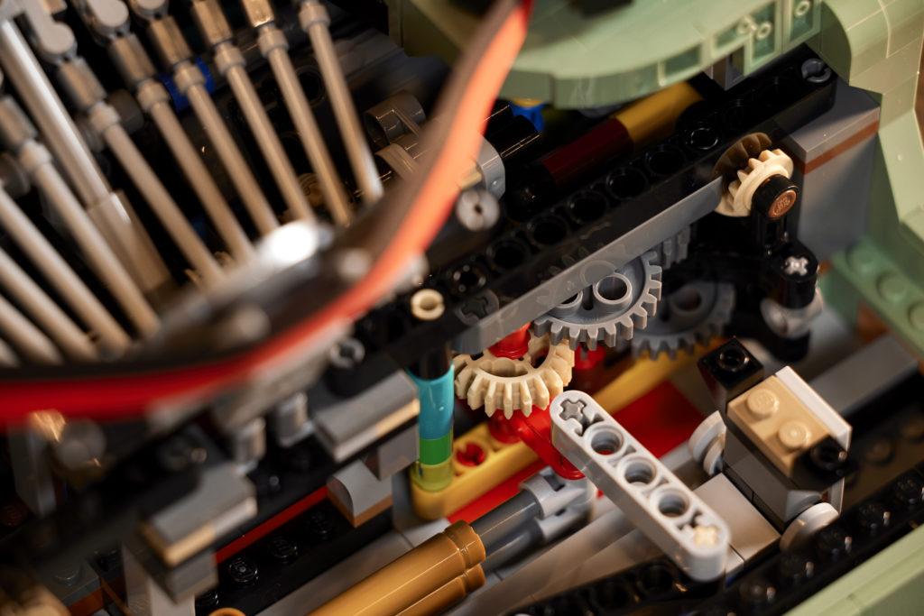 LEGO Ideas 21327 Typewriter lifestyle 5