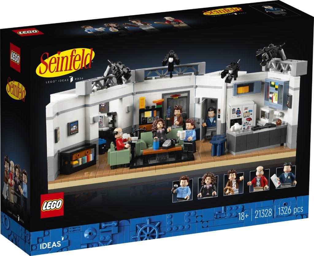LEGO Ideas 21328 Seinfeld 1