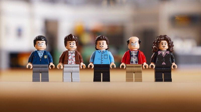 LEGO Ideas 21328 Seinfeld featured 5