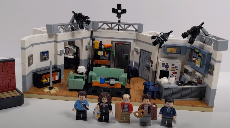 LEGO Ideas 21328 Seinfeld First Look Featured