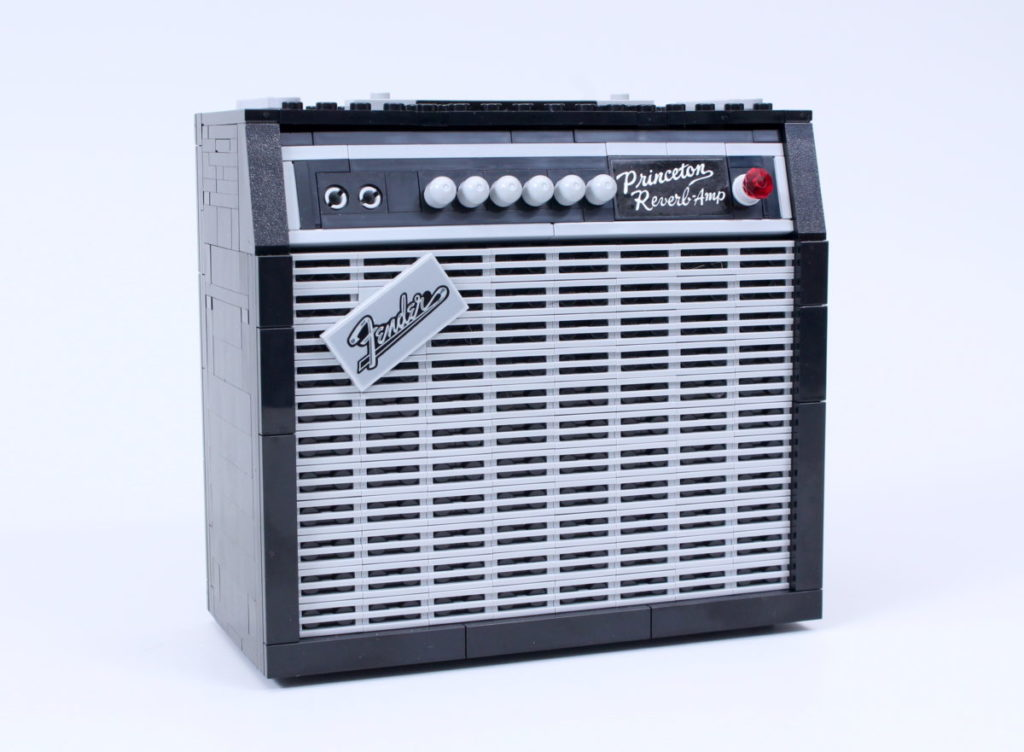 LEGO Ideas 21329 Fender Stratocaster review 20