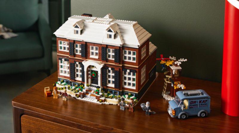 LEGO Ideas 21330 Home Alone featured 1 1