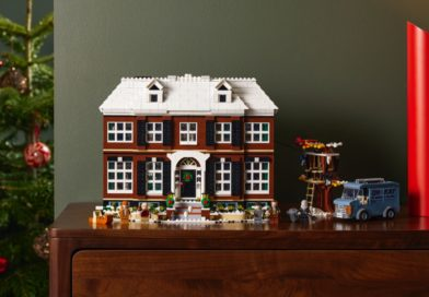 The LEGO Ideas 21330 Home Alone fan designer got a sweet surprise