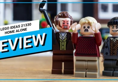 Video review: LEGO Ideas 21330 Home Alone