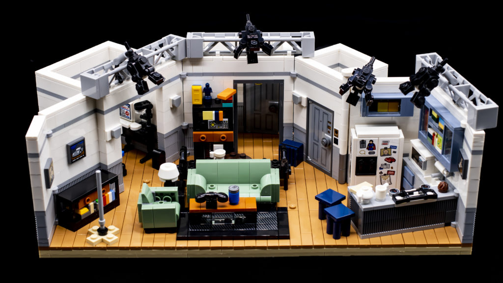 LEGO Ideas 21338 Seinfeld 1