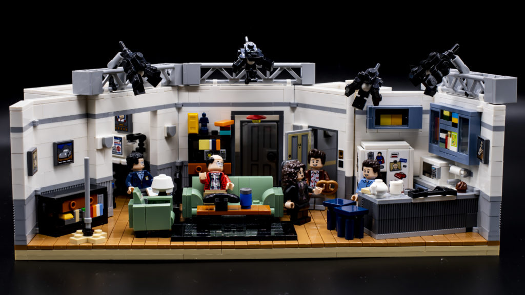 LEGO Ideas 21338 Seinfeld 12