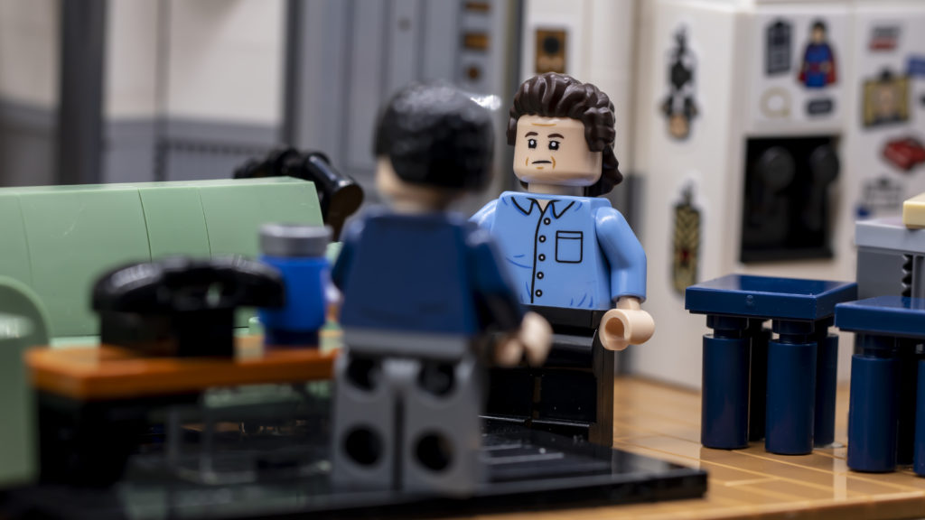 LEGO Ideas 21338 Seinfeld 20