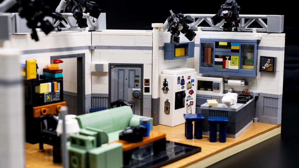 LEGO Ideas 21338 Seinfeld 3