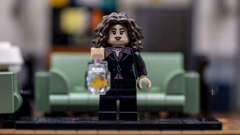 LEGO Ideas 21338 Seinfeld 49