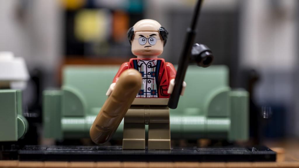 LEGO Ideas 21338 Seinfeld 50