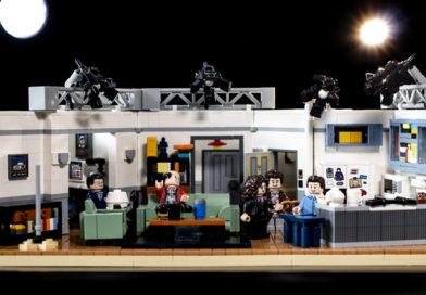 LEGO Ideas 21328 Seinfeld review – yada, yada, yada