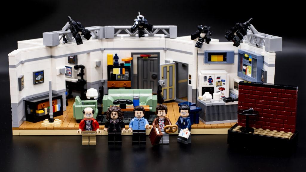 LEGO Ideas 21338 Seinfeld main