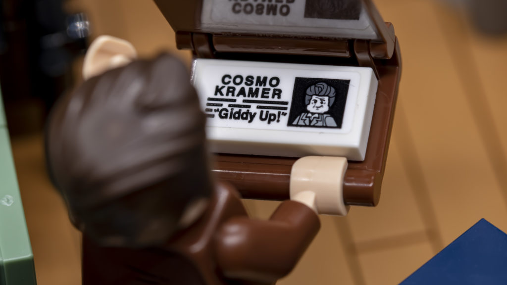 LEGO Ideas 21338 Seinfeld ათეულში 1