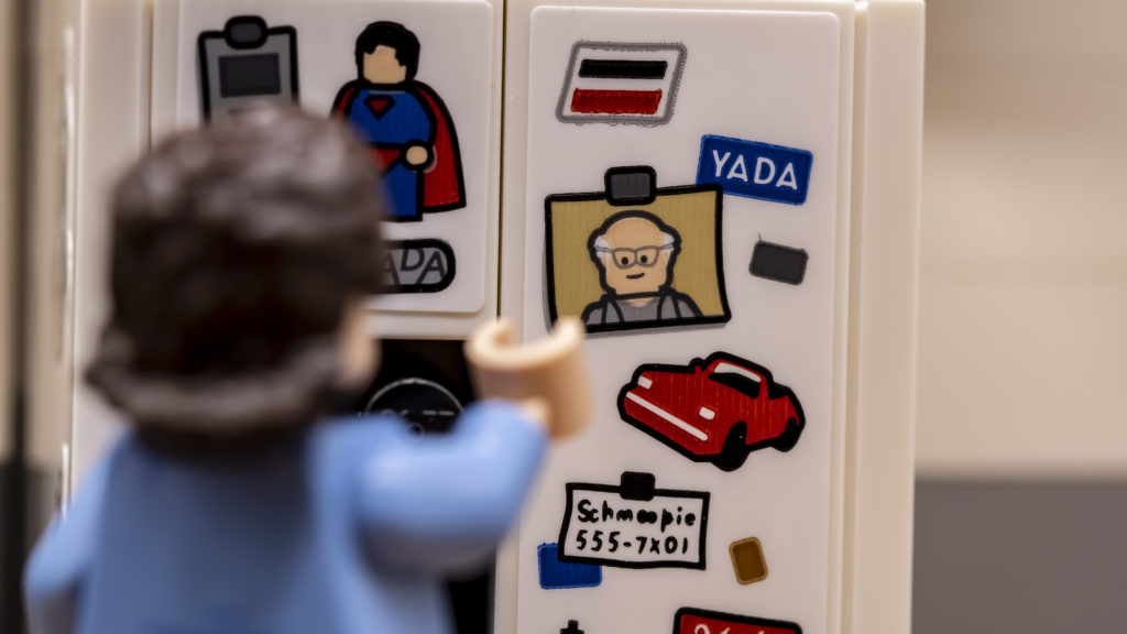 LEGO Ideas 21338 Seinfeld ათეულში 8