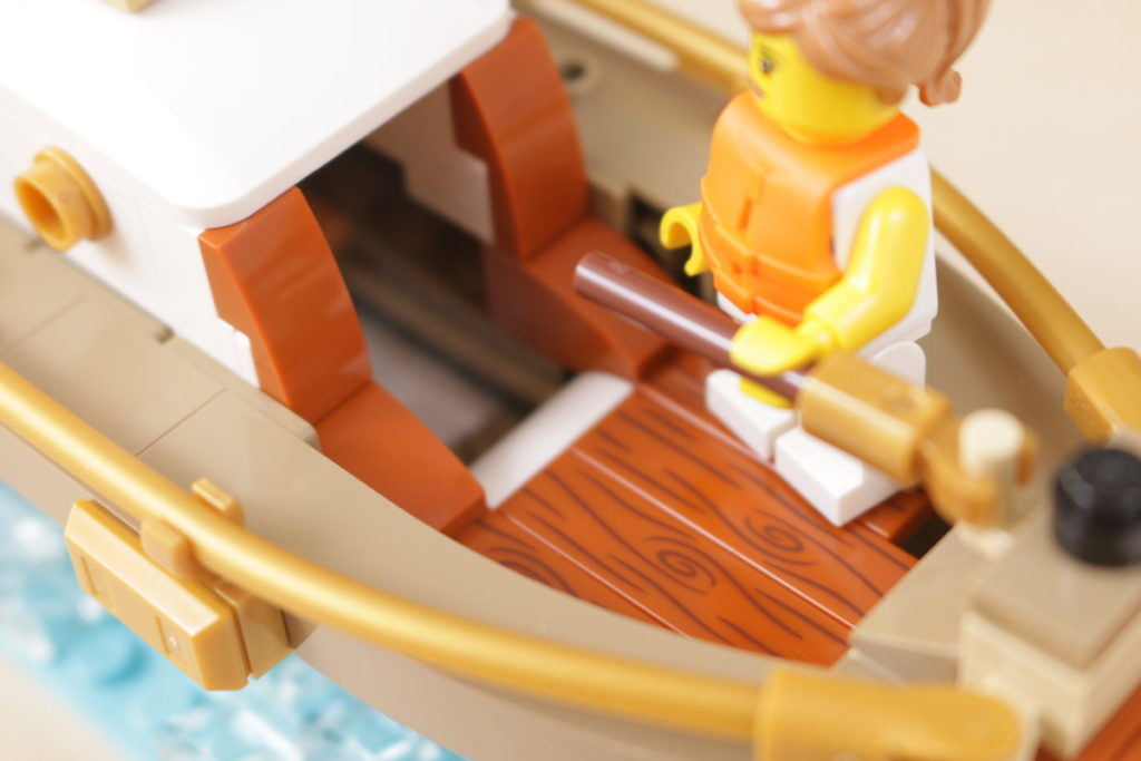 LEGO Ideas 40487 Sailboat Adventure gift with purchase review 10