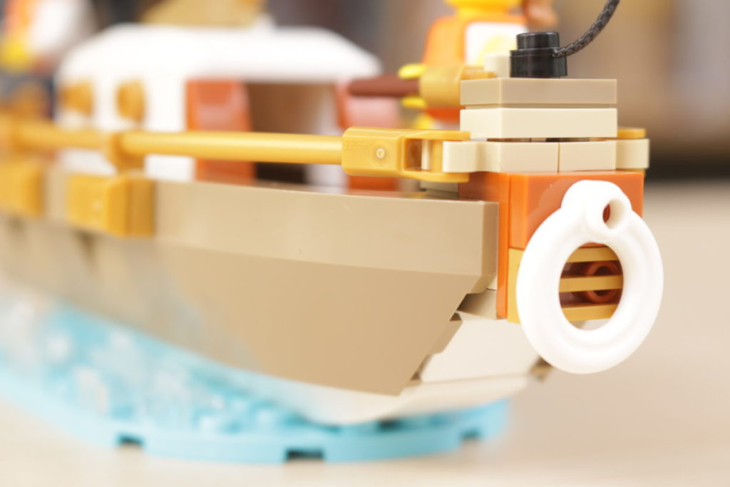 LEGO Ideas 40487 Sailboat Adventure gift with purchase review 11