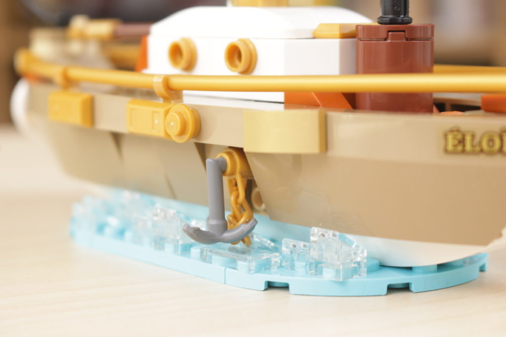 LEGO Ideas 40487 Sailboat Adventure gift with purchase review 19