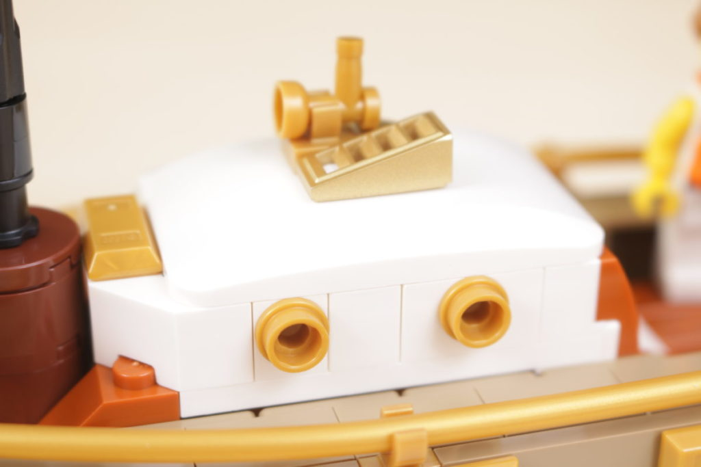 LEGO Ideas 40487 Sailboat Adventure gift with purchase review 7