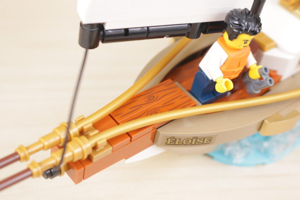 LEGO Ideas 40487 Sailboat Adventure gift with purchase review 9